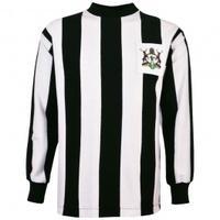 29f347556 Notts County 1960s-70s Retro Football Shirt